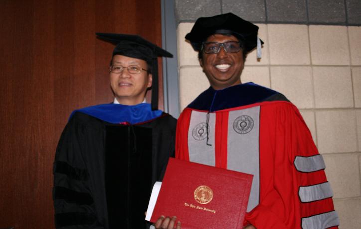 Guo-Liang Wang and Gautam Shirsekar