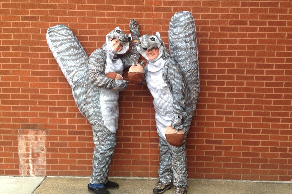 squirrel costumes