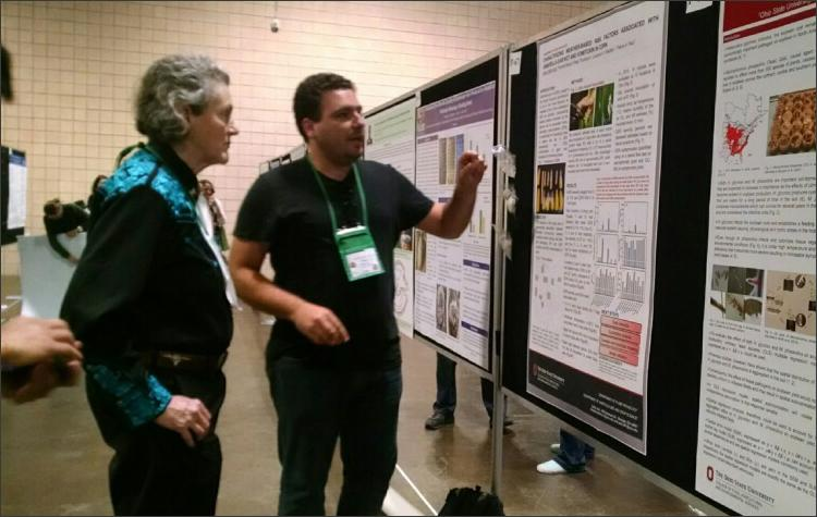 American Phytopathological Society Annual Meeting 2016