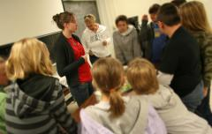Science of Agriculture Day Oct 16-17, 2012, Wooster