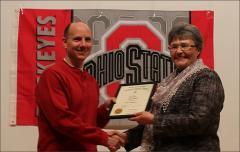 Brian Mowery, Gamma Sigma Delta Service Award of Merit