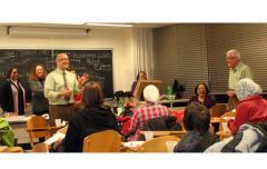 Bioterrorism course