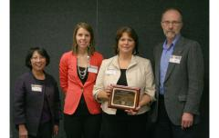 Laurel Leedy Award Ceremony