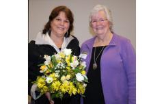 Laurel Leedy CFAES Shirley Brooks Jones Citizenship Award