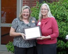 Distinguished Service Award, North Central Division, APS