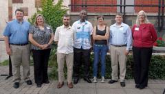 Graduate Student Oral Presentation Awardees