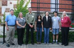 North Central APS Graduate Student Poster Awardees