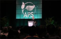 Sally Miller, APS president