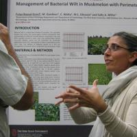 Fulya Baysel Gurel, poster session