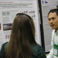 Xing Ma, poster session