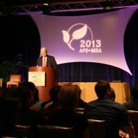 APS Treasurer Steve Slack