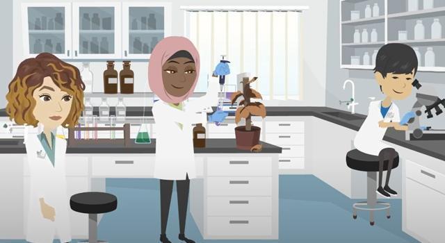 plant pathology laboratory