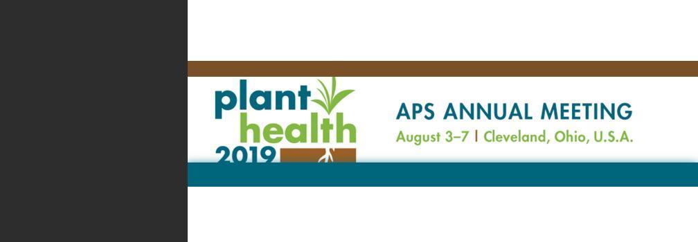 Plant Health 2019